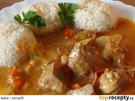 Rácské vepřové maso (maďarská kuchyně)
