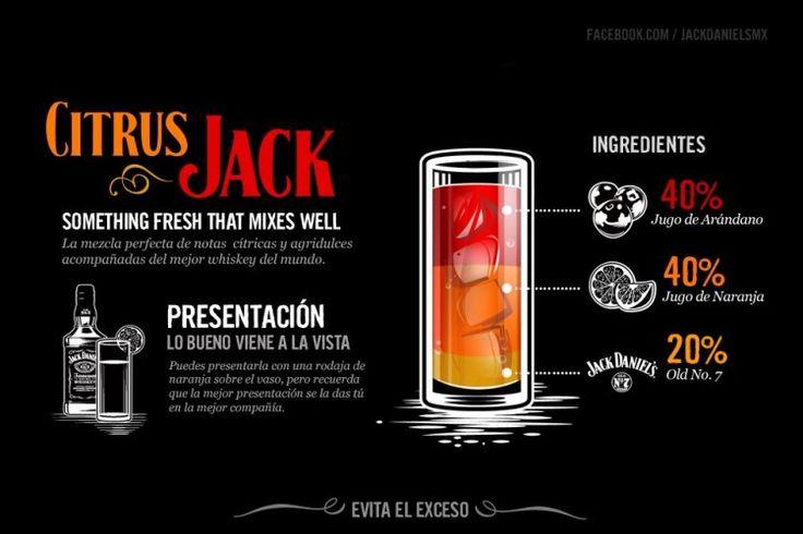 Jack Daniel's Drinks