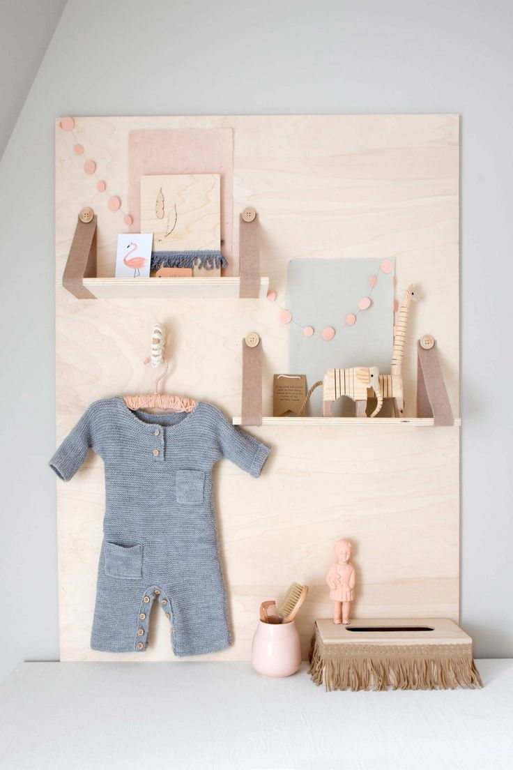 5 Fun Shelf Ideas for a Kids Room (that You Can DIY) - Petit & Small