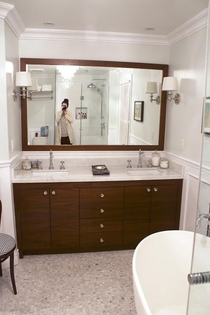 New Ensuite L7539 750x390mm Narrow Bathroom Vanity Unit