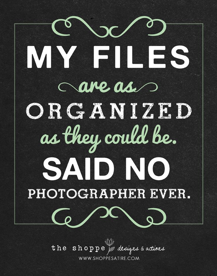 Shoppe Satire ~ Popular Photography Humor