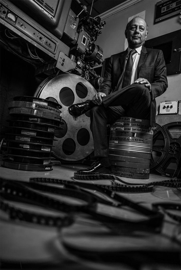 Anant Singh - Durban's Hollywood by Adrian Steirn