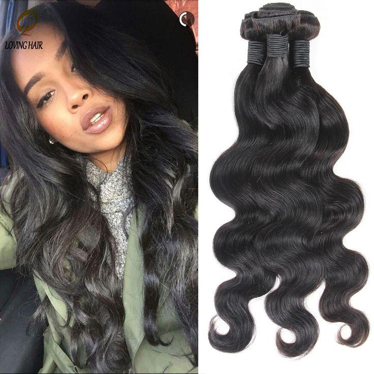 Необработанные перуанский волна девственница теле 3 расслоения г-жу лула волос 8A норки перуанский волосы соткать пучки мокрой и волнистые человеческие волосы