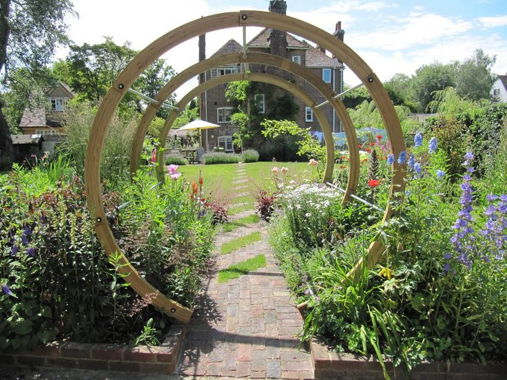 122 best Garden Design ideas images on Pinterest Best garden - designing your garden
