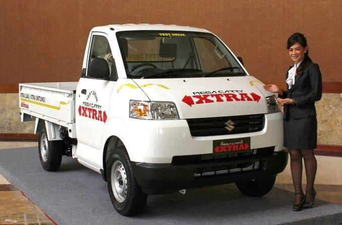 Suzuki Mega Carry solusi Bisnis Anda call 021-99180806