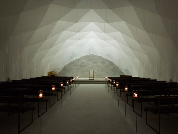 Suppose Design Office: Blue Blanc (chapel)