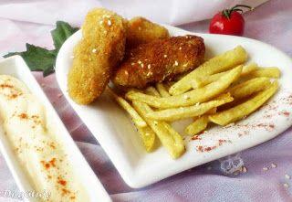 Di gotuje: Fish & Chips, czyli panierowana ryba z frytkami