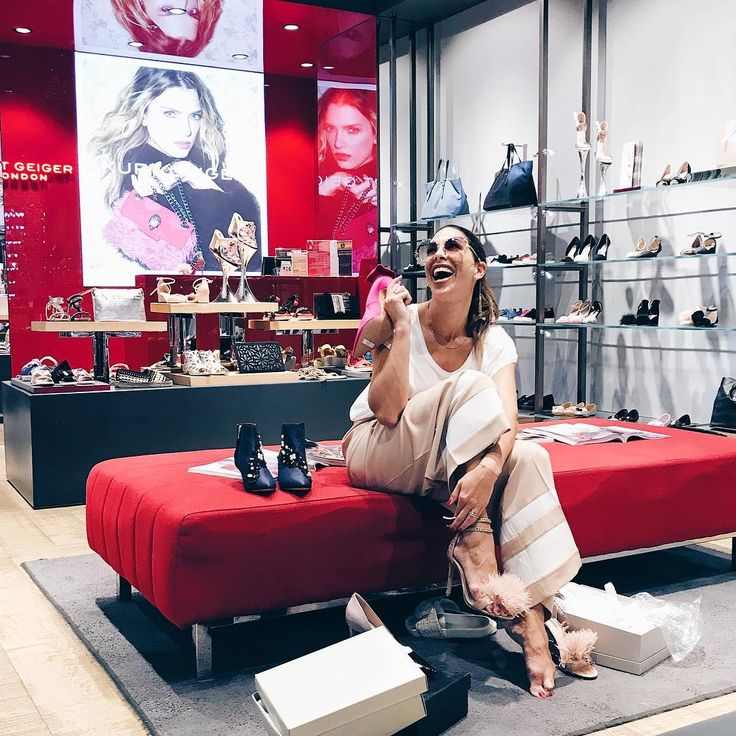 "2,528 Likes, 89 Comments - Maga Pöesz (@themarketgirl_) on Instagram: ""Girls heaven ... checking @kurtgeiger new collection ... I went crazy, wanted to take them all with…"""