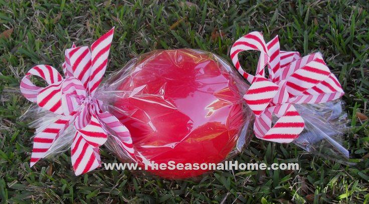 christmas gum ball_done