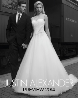 Wedding Dresses by Justin Alexander | Wedding Dress & Bridal Gown Designer | Homepa
