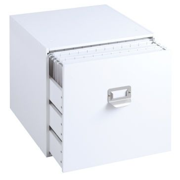 File Cube For 12x12 Paper Storage For Scrapbooking