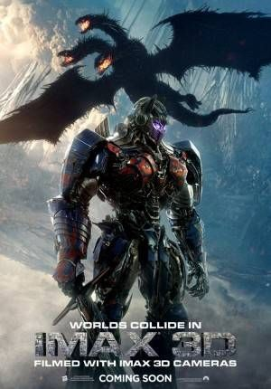 Di seri kelima Transformers ini, Optimus Prime menemukan kembali planet asalnya yang sekarang merupakan planet mati, Cyb
