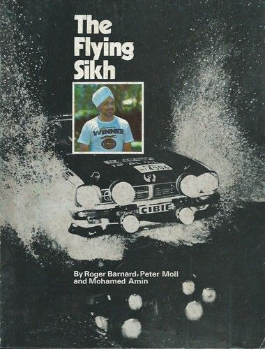 """""""Simba of the Safari Rally"""".....""""The Flying Sikh""""... East African Safari Rally So many memories!!.... He will be missed."""