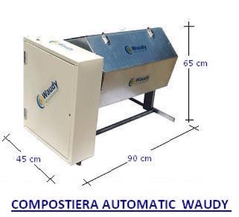 Compostiera Automatica Waudy