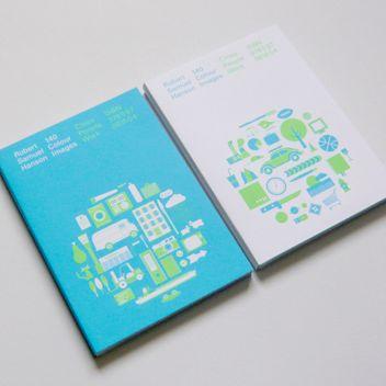 Counter Print – Robert Hanson book – £25