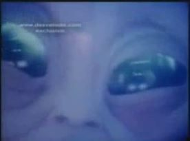 Close-Up: Alien On Surveillance Camera, UFOs Are Real Say Air Force Officials In Chile And Uruguay, Sign Agreement For Joint Investigation    This alien photo was captured on a video surveillance camera  in South America in the front yard of a house.