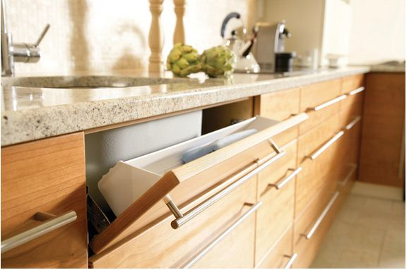 Inspirational Modern Kitchen By Cabico Cabinets