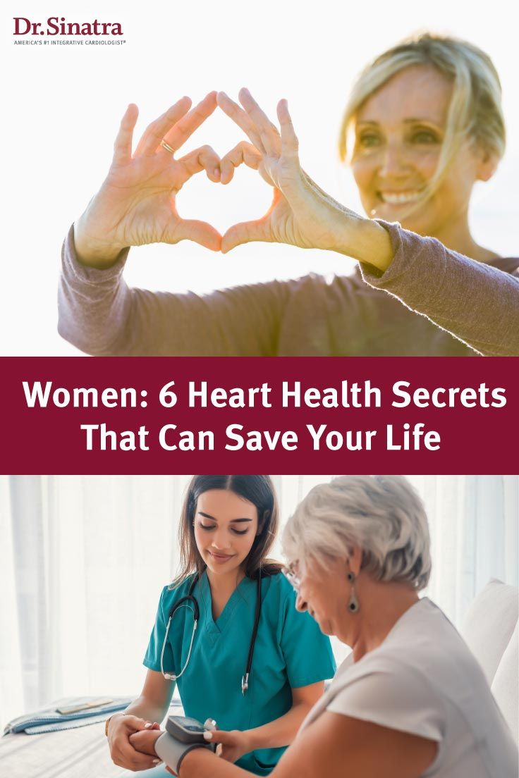 Discover the early warning signs of a heart attack in women and the best  tests to track your heart dis… | Vitamins for heart health, Heart attack  diet, Heart attack