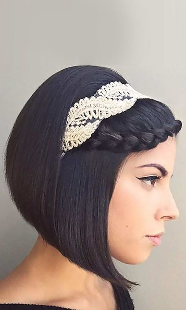 Enjoyable 1000 Ideas About Short Wedding Hairstyles On Pinterest Short Short Hairstyles For Black Women Fulllsitofus