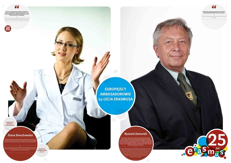 """Erasmus Generation"" photo exhibition/ European Ambassadors of the Erasmus Programme"