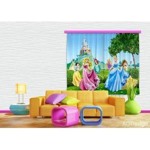 Hercegnők, palota függöny  #függöny #lakástextil #lakberendezés #gyerekszoba #hercegnő