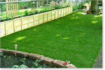 perfect turf for dog yard