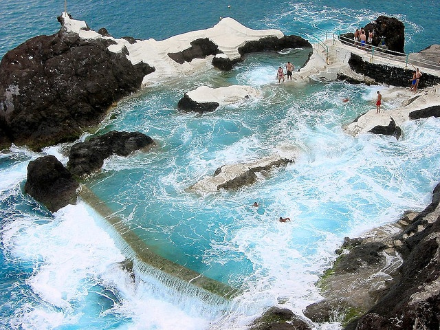 Natural Pools Funchal