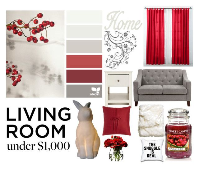 Decorate your living room for under 1 000 by amber for Living room under 1000