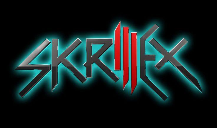 Font Skrillex Logo