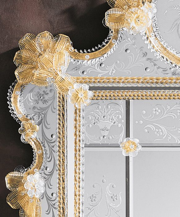 222 Best Venetian Mirrors Images On Pinterest