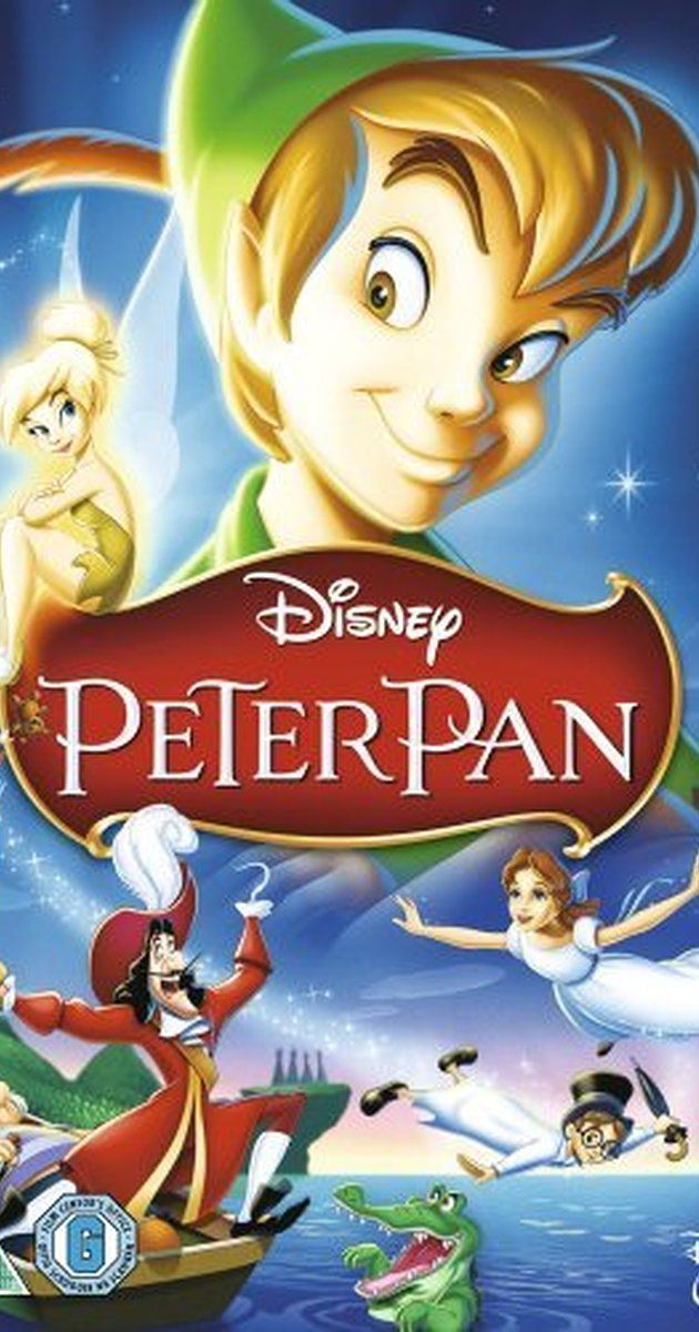 Directed by Clyde Geronimi, Wilfred Jackson, Hamilton Luske. With Bobby Driscoll, Kathryn Beaumont, Hans Conried, Bill Thompson. Wendy and her brothers are whisked away to the magical world of Neverland with the hero of their stories, Peter Pan.