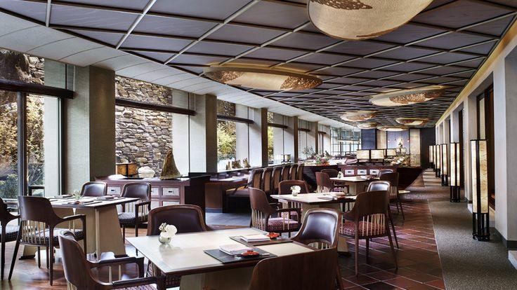 Kaiseki Mizuki - Originating in Kyoto, - The Ritz-Carlton, Kyoto - Japan & Luxury Travel Advisor – luxurytraveltojapan.com - #Luxuryhotels #Kyoto #Japan #Japantravel #ritz-carlton