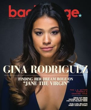 Gina Rodriguez Found Her Dream Role on 'Jane The Virgin'