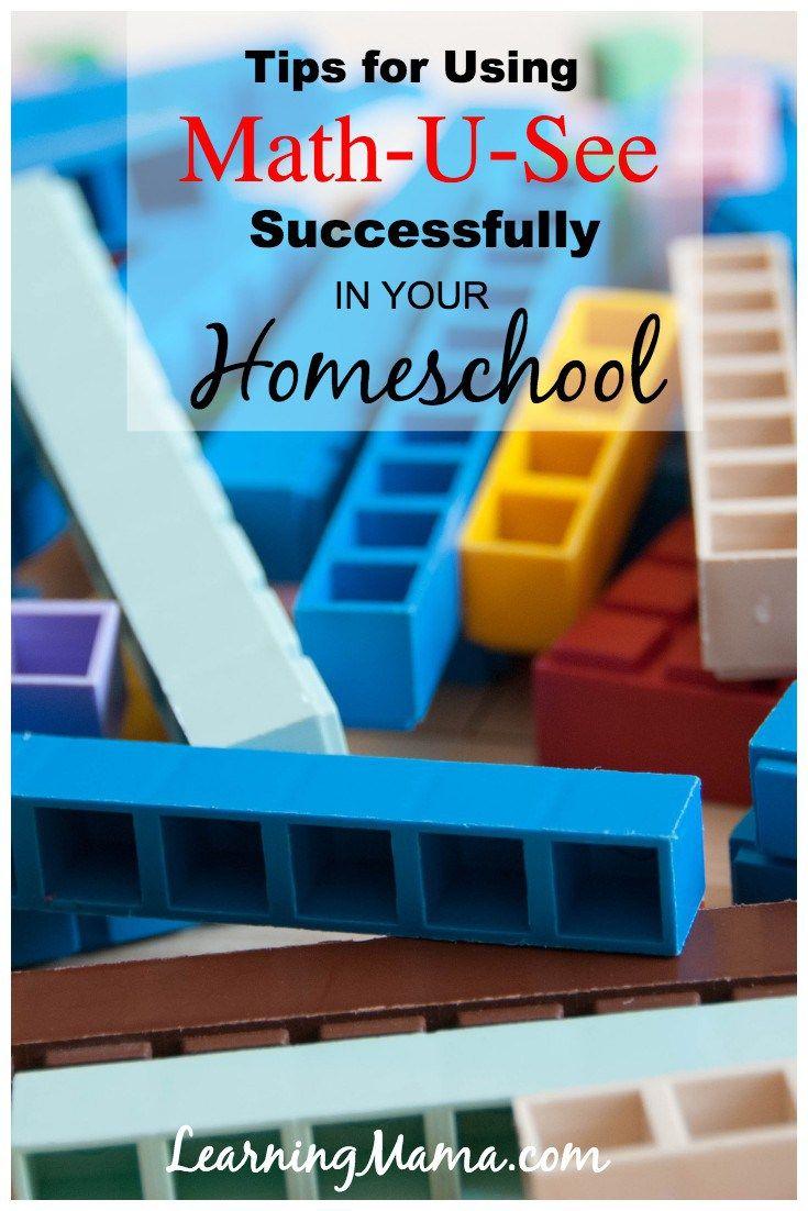 Tips For Using Math U See In Your Homeschool Learning Mama Math U See Homeschool Math Curriculum Homeschool Math [ 1102 x 735 Pixel ]