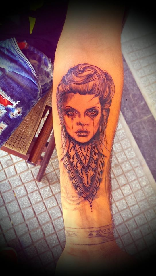 made by Gianni Ink Project