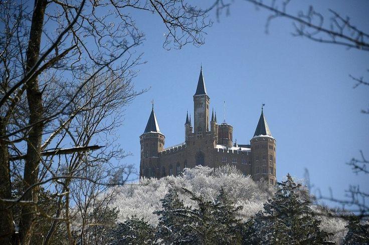 Замок Гогенцоллерн - красота неописуемая! - http://undergroundcityphoto.com/?p=1036