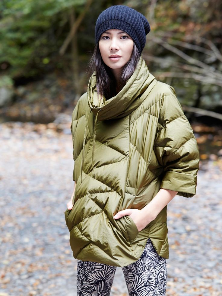 Nau Allee Down Pullover Jacket - Without Walls