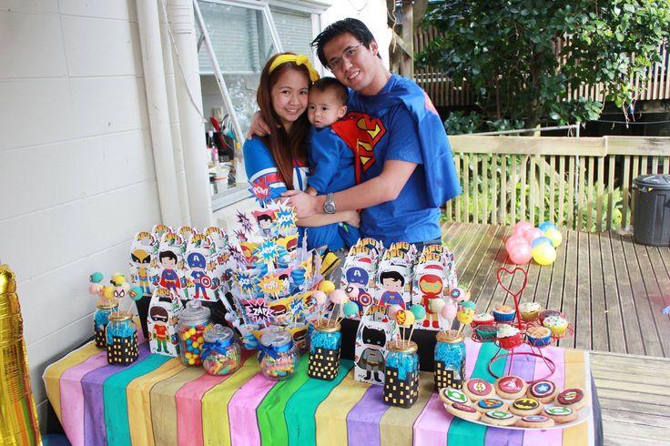 super family.. #Superhero