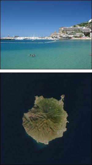Gran Canaria (Canary Islands off coast of Morocco)