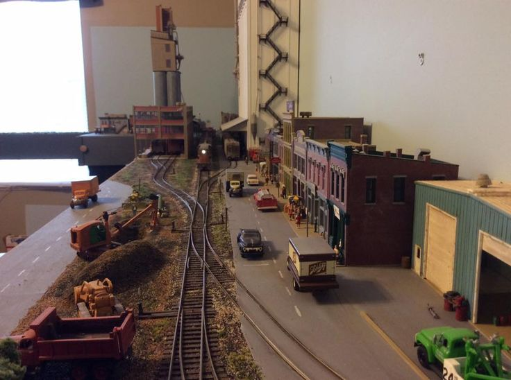 17 Best images about Model Railroad Inspiration on