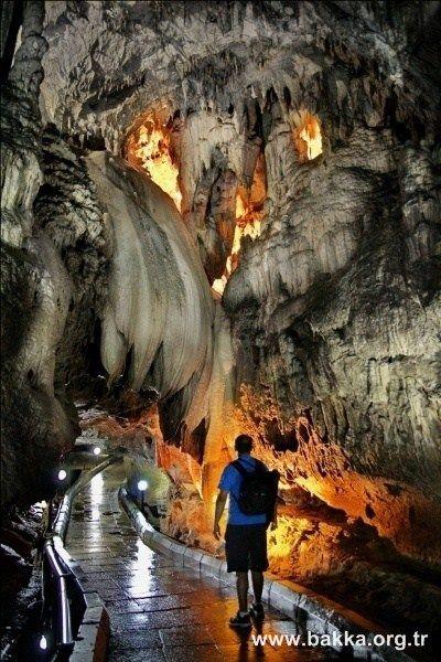 Gökgöl mağarası-Zonguldak/TURKEY