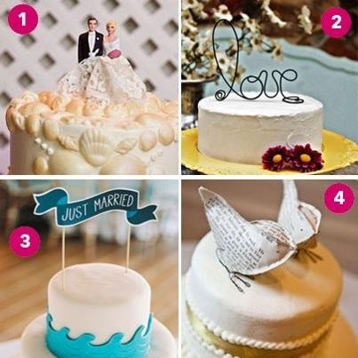 Which is your favorite wedding cake topper? Click through to see more unique ideas...: Unique Wedding Cakes, Wedding Cake Toppers, Ideas Wedding, Wedding Ideas, Unique Ideas, Plans Ideas, Cake Cake Cak, Decor Cake, Unique Weddings