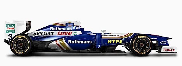 Retro-Formel-1-Wagen - KlonBlog » KlonBlog
