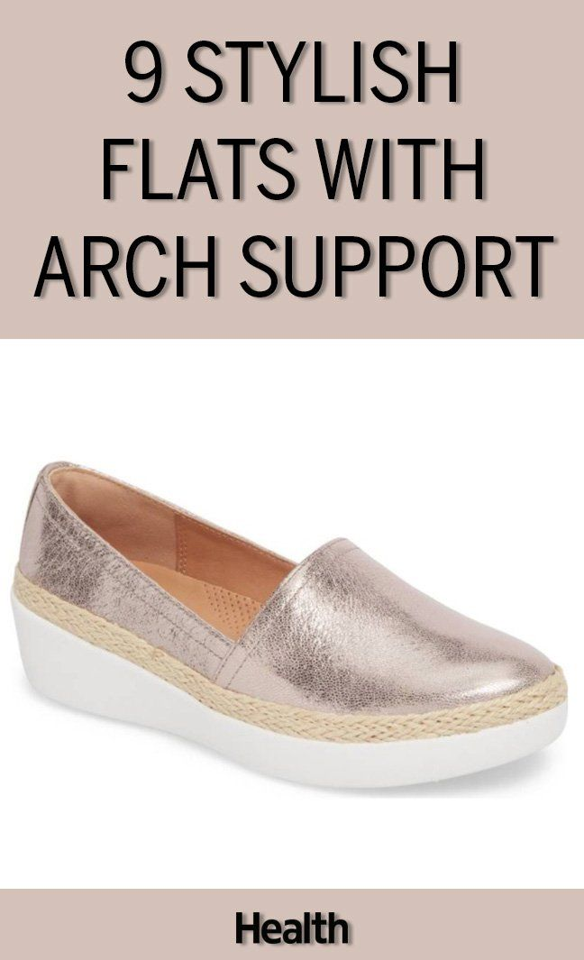 10 Stylish Flats With Arch Support