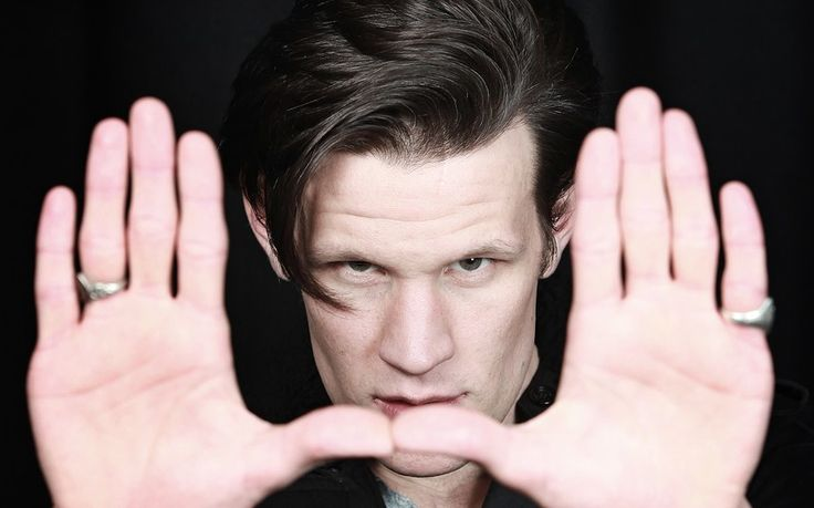 Doctor Who star Matt Smith