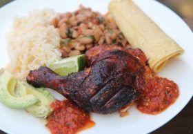 Pollo al Carbon - Hilah Cooking