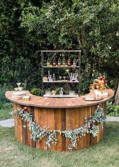 Outdoor Wedding Decoration  – Hochzeit
