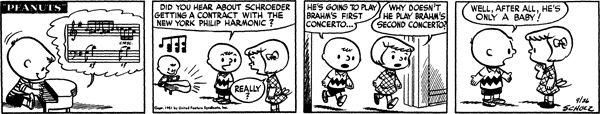 September 26, 1951 #Beethoven