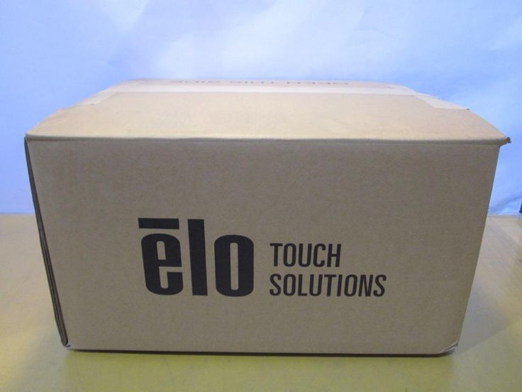 New Elo 15 Touch Screen Point of Sale Monitor ET1515L POS ET1515L-8CWC-1-GY-G