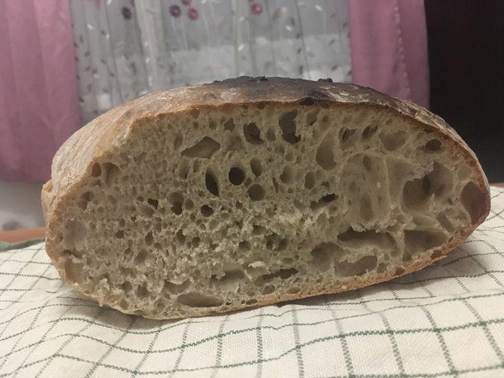 Vinohradnícky kváskový chlieb, recept na stiahnutie